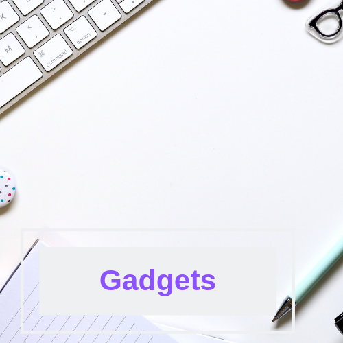 Articles about Gadgets