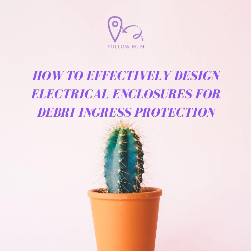 Electrical Enclosure, Debri Ingress Protection, Electronics Enclosure, Enclosure Box, Enclosure Design